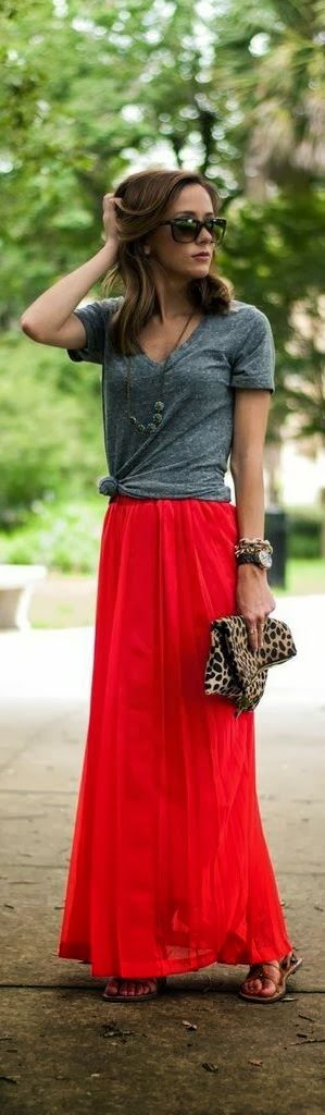 Style your maxi right
