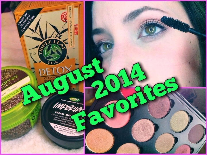 Late August Favorites:)