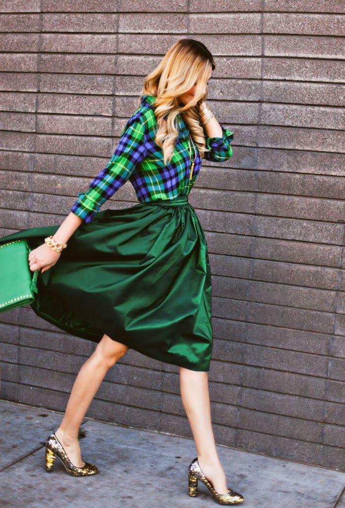 Street Fashion Friday | HolidaySpirit