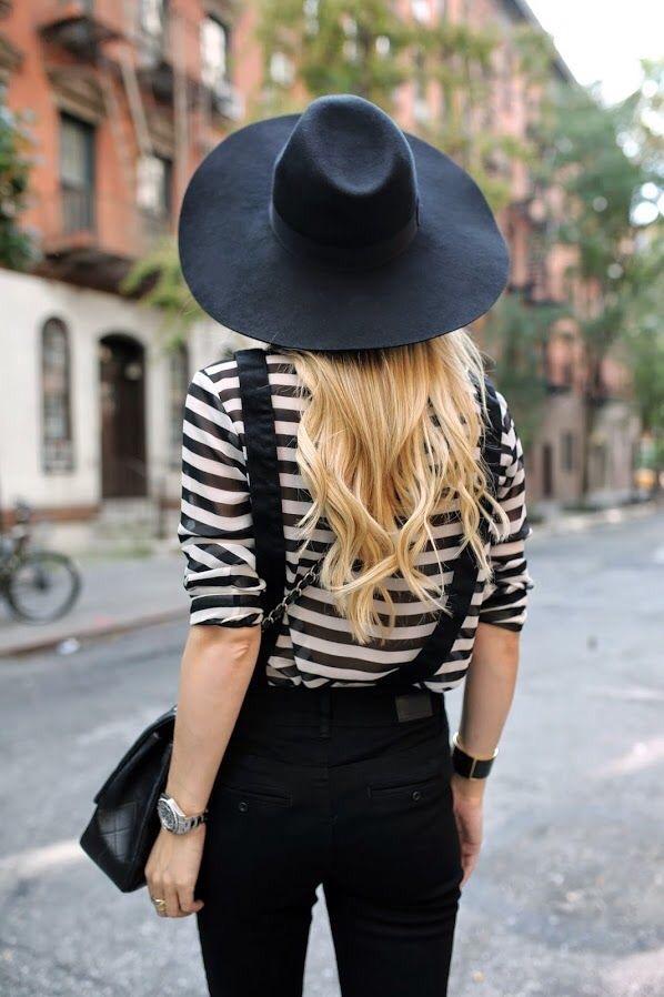 Street Fashion Friday |Stripes