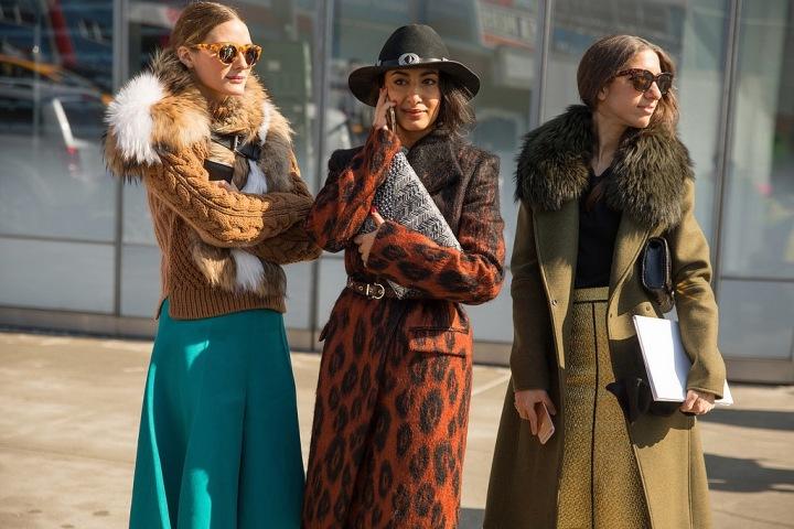 Street Fashion Friday | NYFW Fall2015