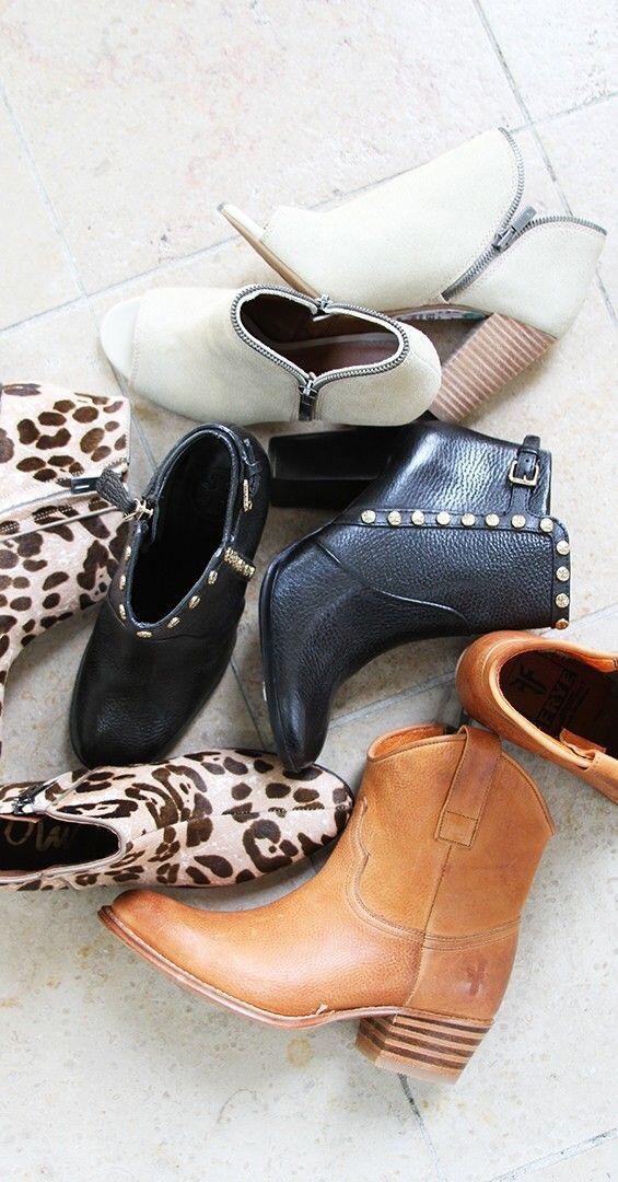 Street Fashion Friday |Booties!