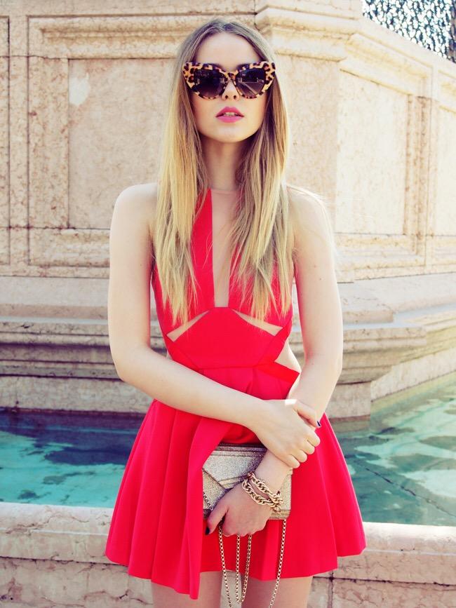Street Fashion Friday | RedDress