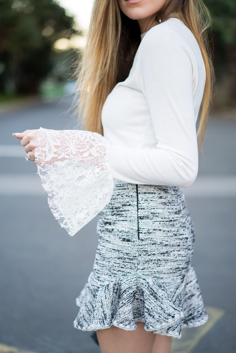 Street Fashion Friday | Bell Sleeves
