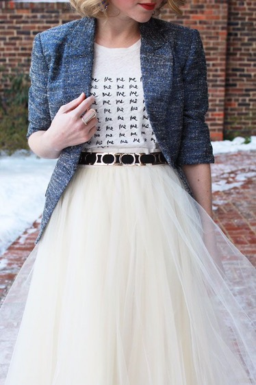 Street Fashion Friday | Tulle Time